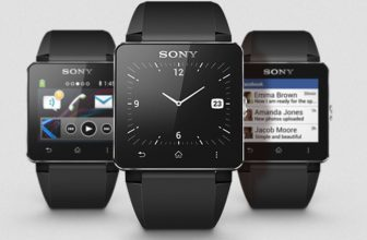 Test de la Montre Smartwatch 2 de Sony