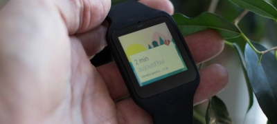 Test de la Sony SmartWatch 3 SWR50