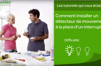 Schneider Electric: automatiser son éclairage, sans domotique